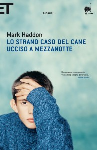 Mark Haddon cane-libro