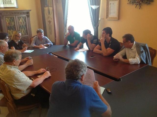 """La Svicat Rugby ASD incontra la Giunta di Campi Salentina : """"Completa collaborazione per i lavori di ammodernamento dello Stadio"""""""