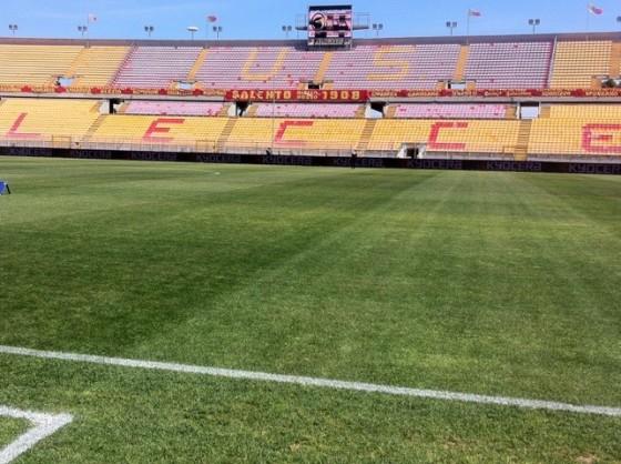 Primo turno di Coppa Italia: sarà Lecce-Santhià