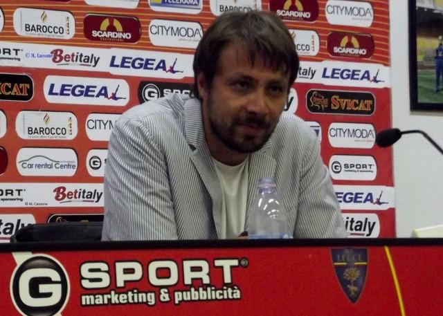 """Antonio Tesoro: """"Nel Lecce solo gente orgogliosa di indossare la maglia"""""""