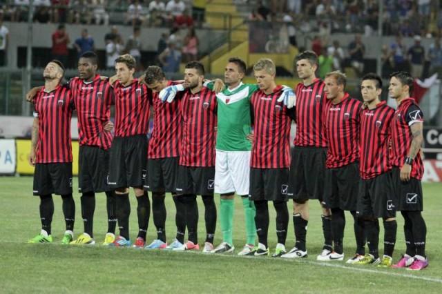 """Il """"giallorosso"""" Lepore agguanta il Perugia; a Nocera 2-2."""
