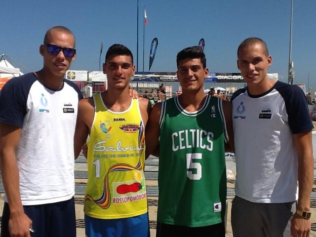 ASD Beach Talents: bilancio positivo nel campionato italiano Under 18 e 20