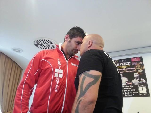 "Emanuele ""Big"" Leo: l'ottavo sigillo in Lega Pro Boxe"