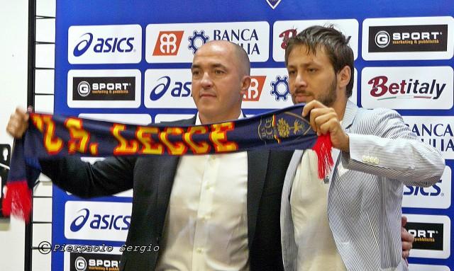 Antonio Tesoro a Leccezionale TV