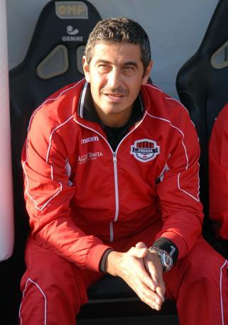 Il tecnico Pasquale Padalino