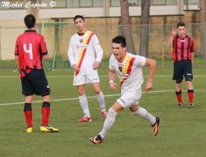Lecce-Cosenza Berretti 2
