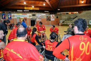 Lupiae Team Salento basket in carrozzina 2