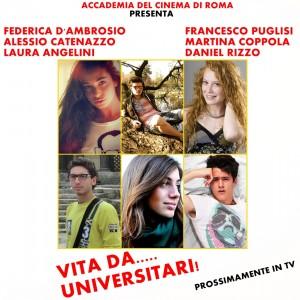Vita da universitari locandina film
