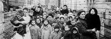 ebrei nei lager