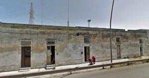 viale Taranto clochard