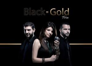 Black e Gold trio