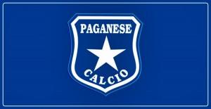 Paganese stemma sfondo blu