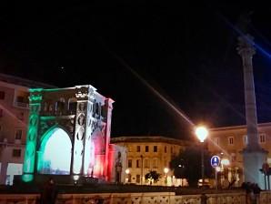 Lecce, il Sedile in rosa contro i tumori