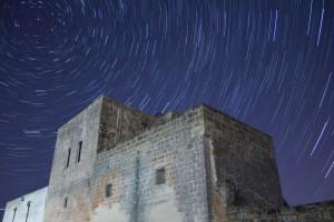 cielo stellato Rauccio