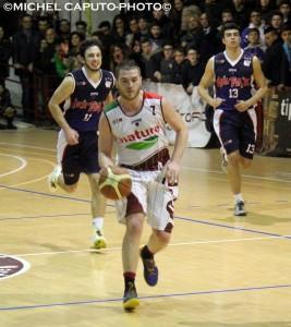 Basket Nardò - Manca
