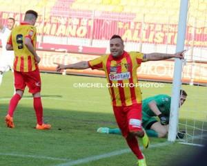 Miccoli 2-0 Pontedera