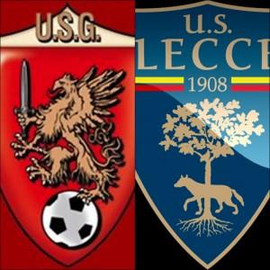 Grosseto-Lecce loghi