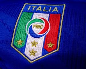 Stemma Italia stoffa