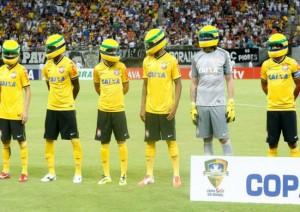 Corinthians per Senna