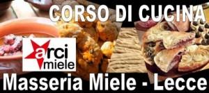 Corso cucina Masseria Miele