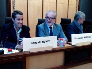 Nunes (Benfica) e Ghirelli