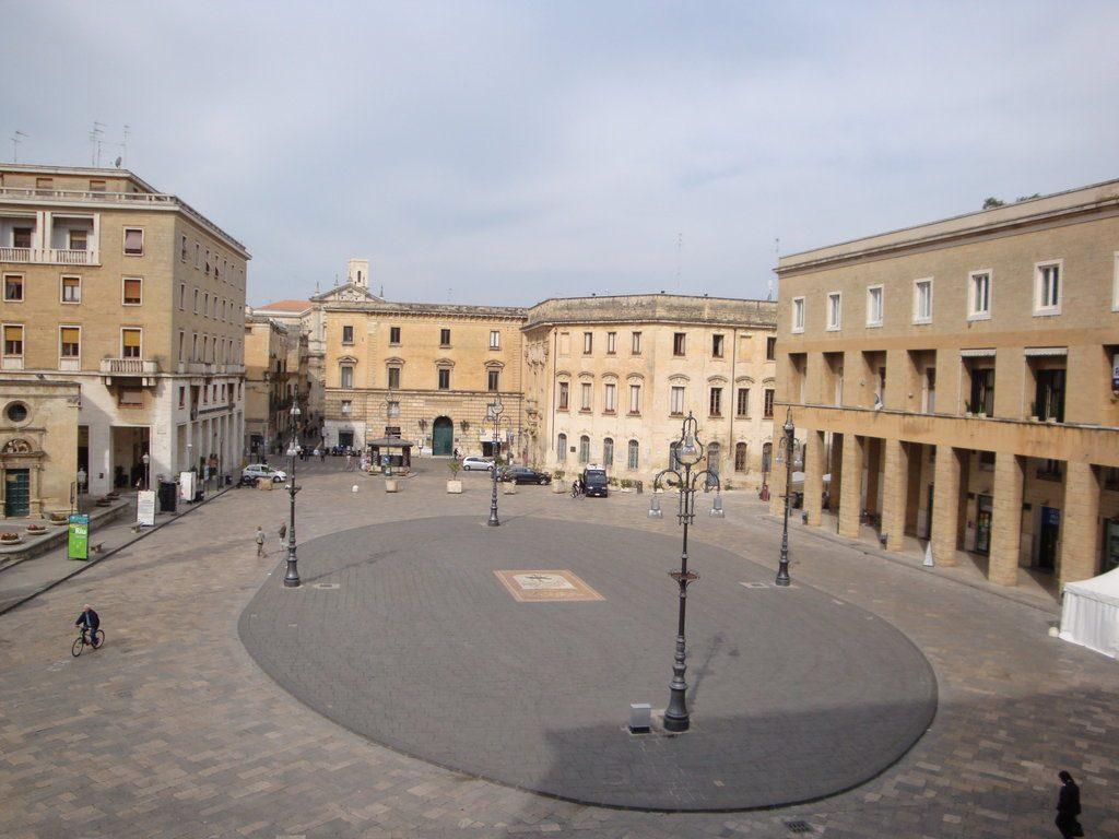 piazza santoronzo lecce storia damore - photo#28
