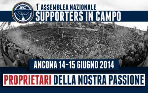 Supporter in Campo 14 e 15 giugno
