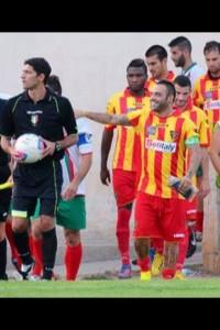 arbitro Macagnano Lecce