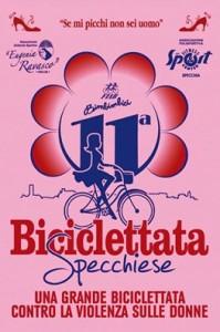 Logo  XI Biciclettata Specchiese