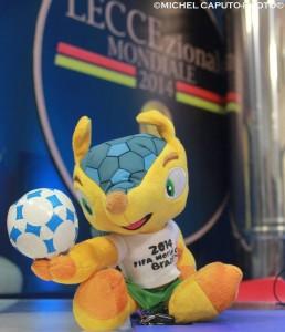 Mascotte Mondiali Brasile 2014