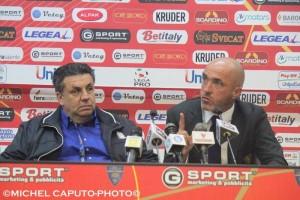 Savino Tesoro - Franco Lerda post Frosinone