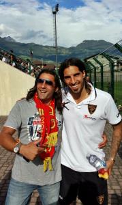 Angelo Attanasio e Walter Lopez