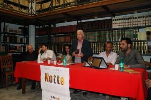 Conferenza Notte Bianca della Cultura 12.07-Egidio Zacheo 2