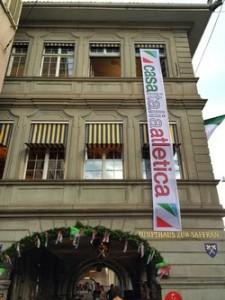 Casa Italia atletica Zurigo