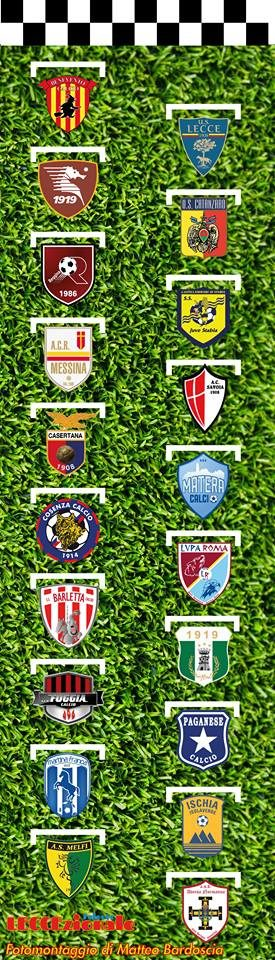 Griglia Lega Pro 15-15