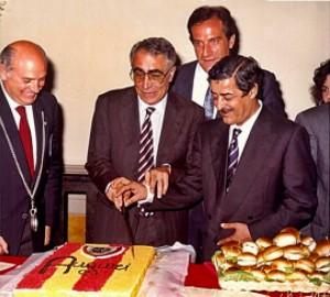 Lecce Jurlano Melica torta anni 80