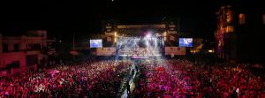 Notte taranta palco