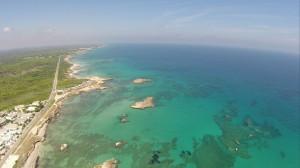 litoranea adriatica San Foca Roca Torre dell'Orso
