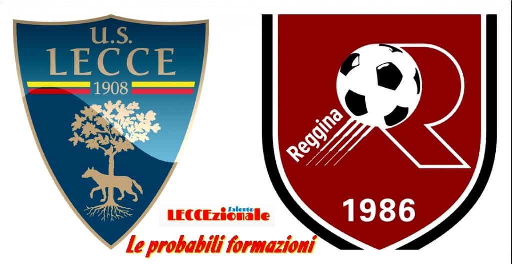 Lecce-Reggina probabili