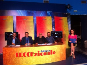 Leccezionale TV 1^ puntata 2-9-2014