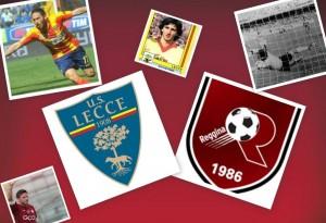 collage Lecce Reggina