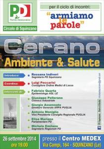 dibattito PD su Cerano