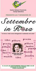 settembre in rosa