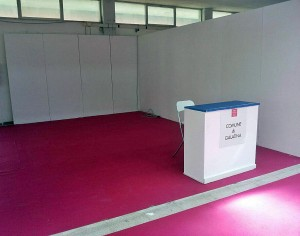 stand Comune Galatina a EXPO ITM