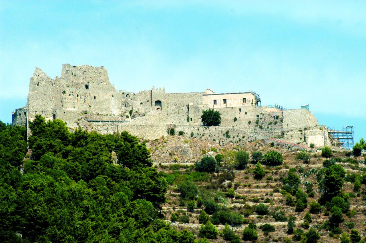 Castello Arechi Salerno