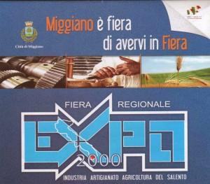 FIERA-EXPO 2000 Miggiano