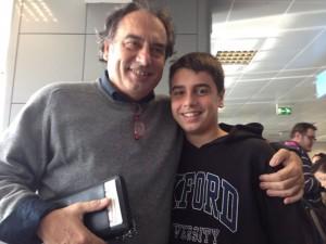 Fabrizio e Giacomo Camilli