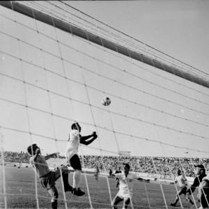 Gol Pelè al Lecce col Santos