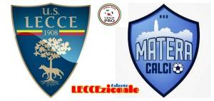 Lecce-Matera Coppa Italia