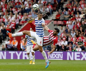 Graziano Pelle - Calcio Premier League 2014/2015 - Southampton v